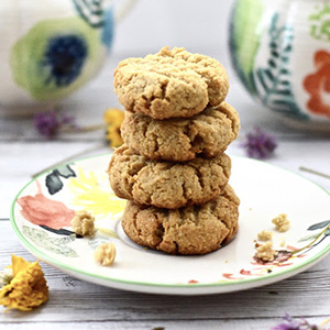 Paleo Ranger Cookies | Pure and Simple Nourishment