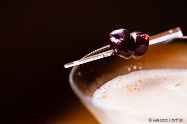 Cherry Simple Syrup