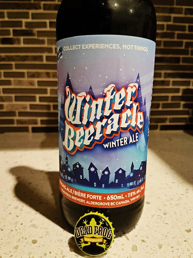 Canada's Craft Beer: Winter Seasonal Extravaganza 2016