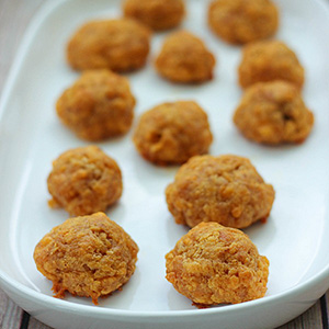 Olive Cheese Balls | Simply Stacie