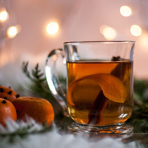 Winter Spice Maple Infused Hot Toddy | Mud On Her Boots