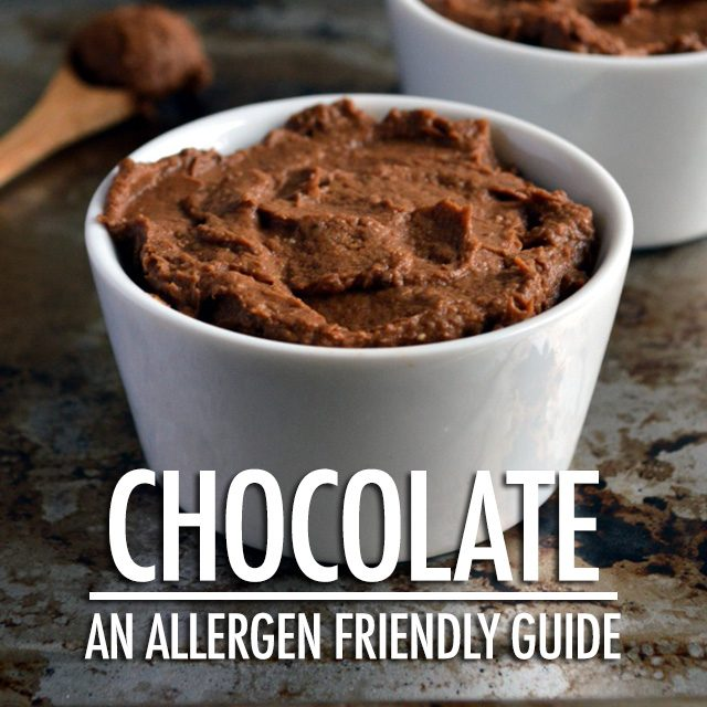 An Allergy Friendly Culinary Guide to Chocolate | Food Bloggers of Canada