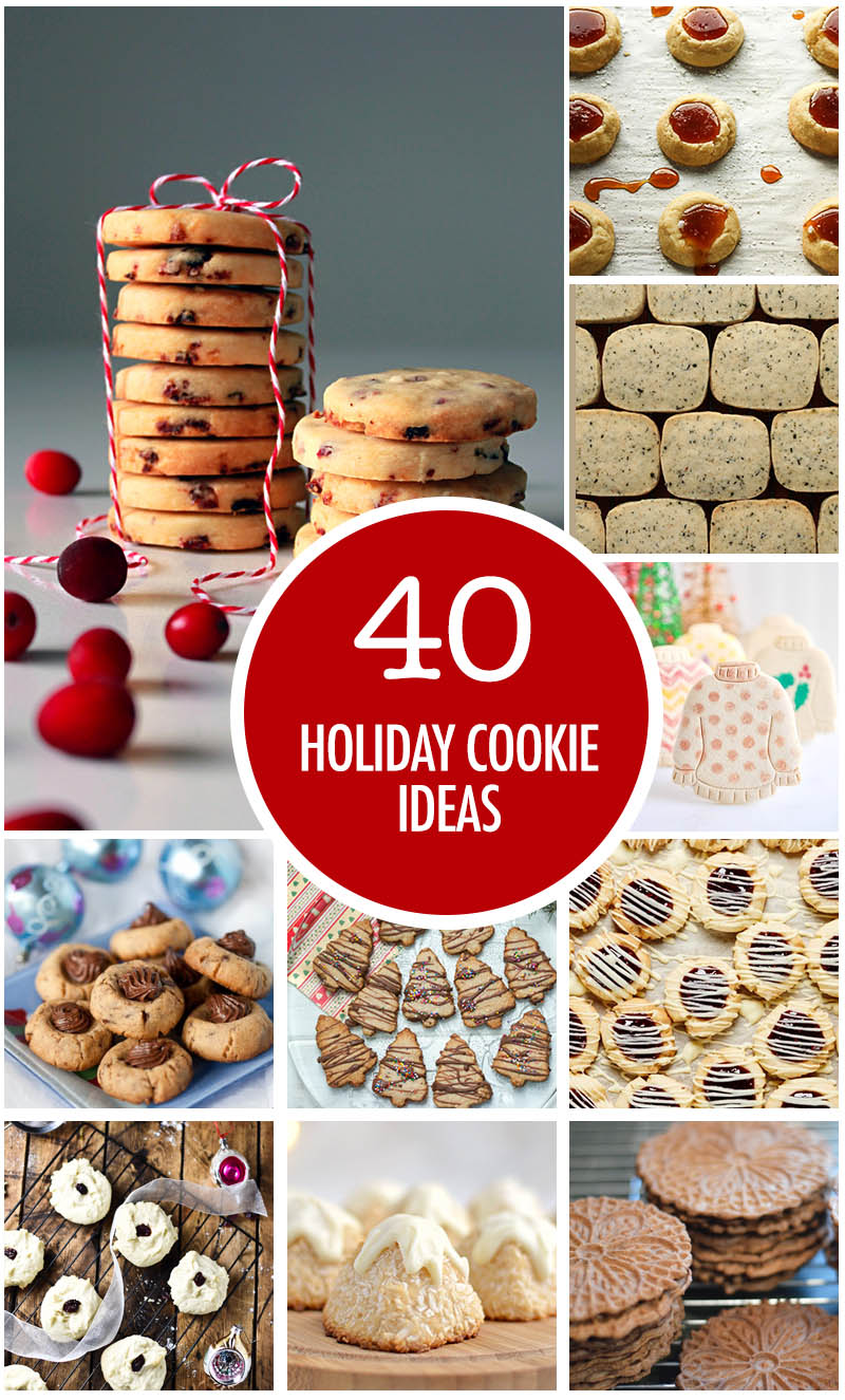 40 Holiday Cookie Swap Recipe Ideas | Food Bloggers of Canada