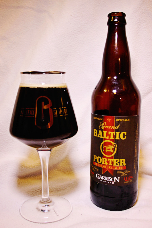 Atlantic Barrel Aged Craft Beer | Food Bloggers of Canada