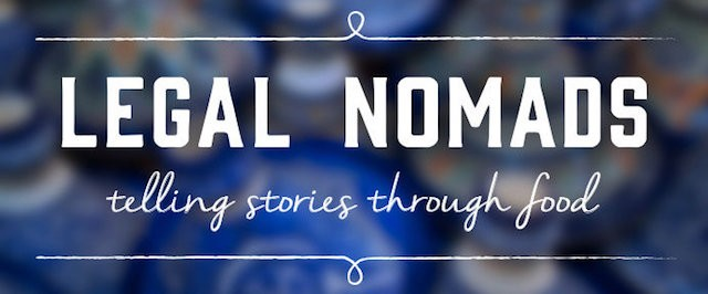 Countdown to the Holidays Day 23: Legal Nomads | Food Bloggers of Canada