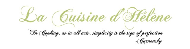 Countdown to the Holidays with La Cuisine d'Hélène | Food Bloggers of Canada