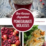 One Curious Ingredient: Pomegranate Molasses | Food Bloggers of Canada