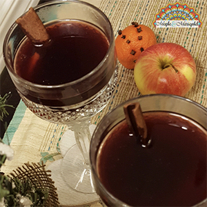 Easy & Mellow Mulled Wine | Maple & Marigold