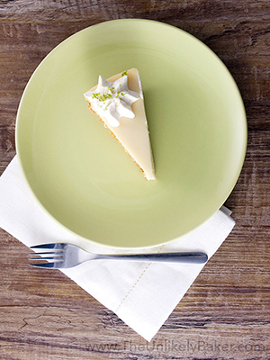 Key Lime Pie | The Unlikely Baker