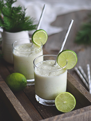 Lime Smoothie | Conifères & Feuillus
