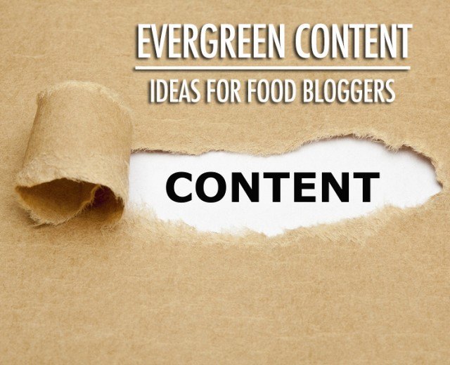The word Content appearing behind torn brown paper.