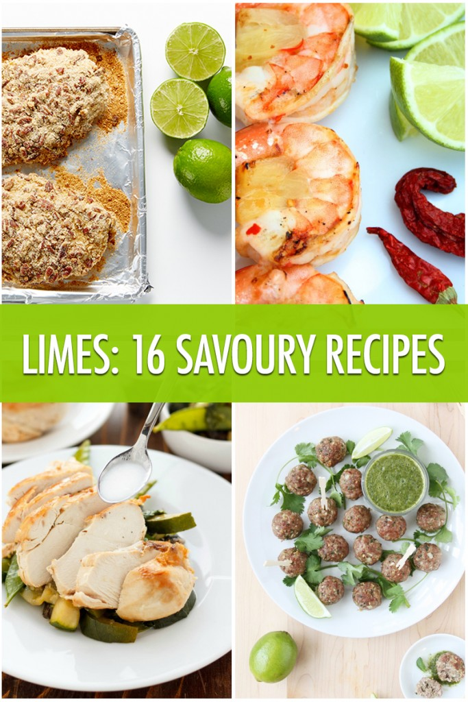 16 Savoury Lime Recipes | Food Bloggers of Canada
