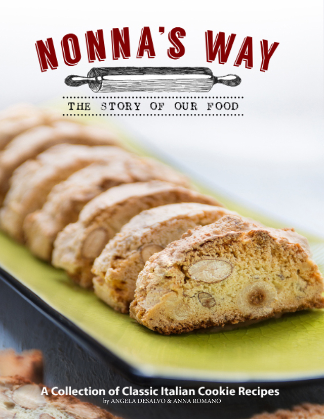 Cookbook Corner: Nonna's Way Italian Cookies | Food Bloggers of Canada
