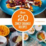 Over 20 Orange Recipes