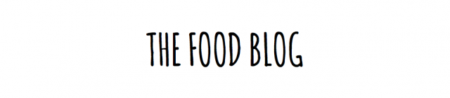 FBC Featured Member: The Food Blog | Food Bloggers of Canada
