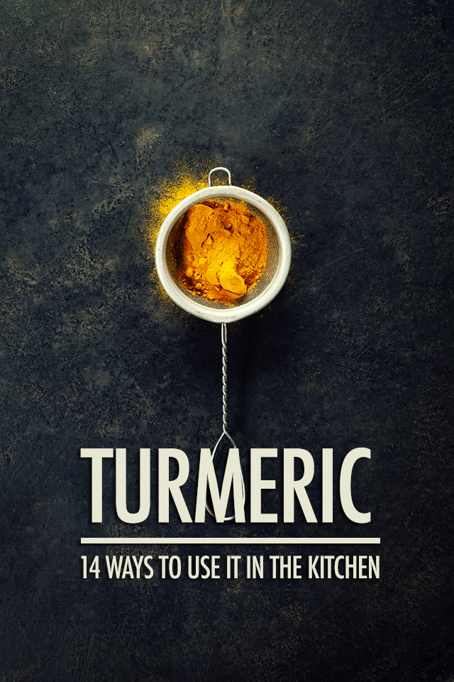 14 Ways to Use Turmeric | Food Bloggers of Canada