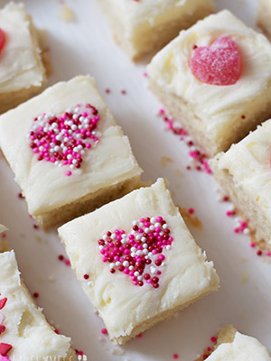 Sugar Cookie Squares | Lively Mess