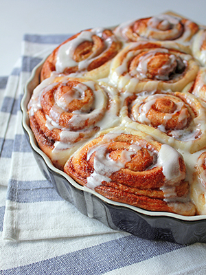 Cinnamon Rolls | Oh Sweet Day