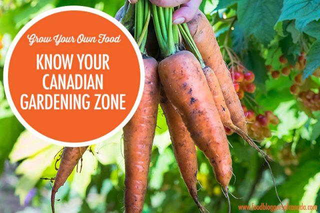 Understanding Canadian Gardening Zones