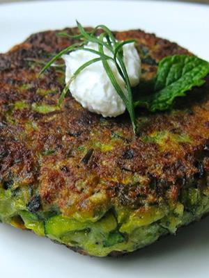 Greek Zucchini Croquettes | A Canadian Foodie