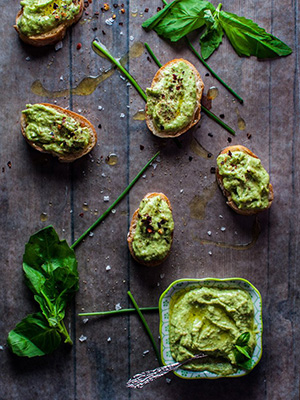 Avocado Pesto | Salt and Lavender