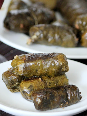 Grape Leaf Rolls (Dolma) | TorView