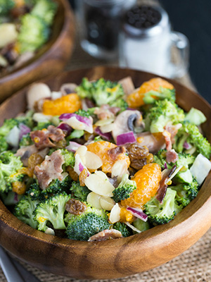 Broccoli Salad | Simply Stacie