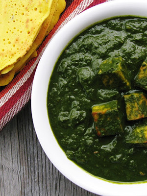 Sarson Ka Saag With Tofu | To Eat or Not To Eat.