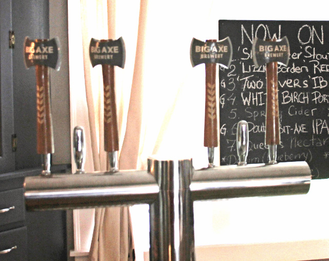 Canada's Craft Beer: Big Axe Brewery in New Brunswick