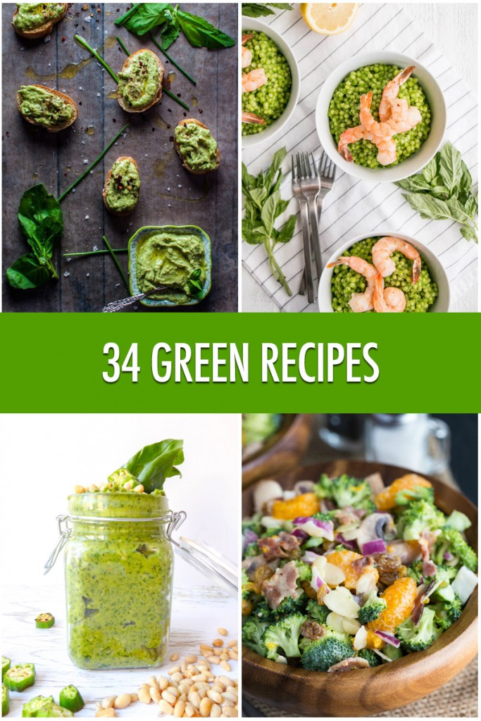34 Refreshingly Green Recipes | Food Bloggers of Canada