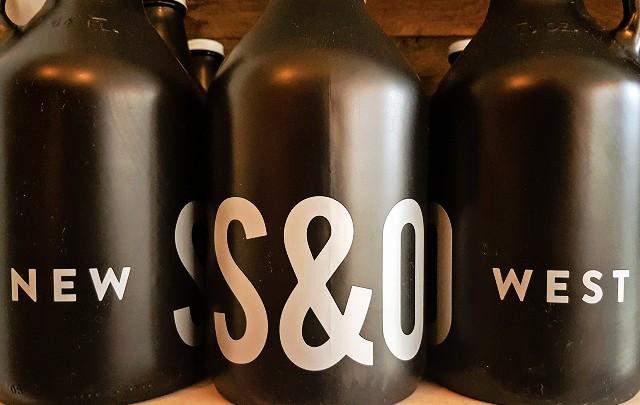 Canada's Craft Beer: An Interview with Steel & Oak's Jorden Foss   Food Bloggers of Canada