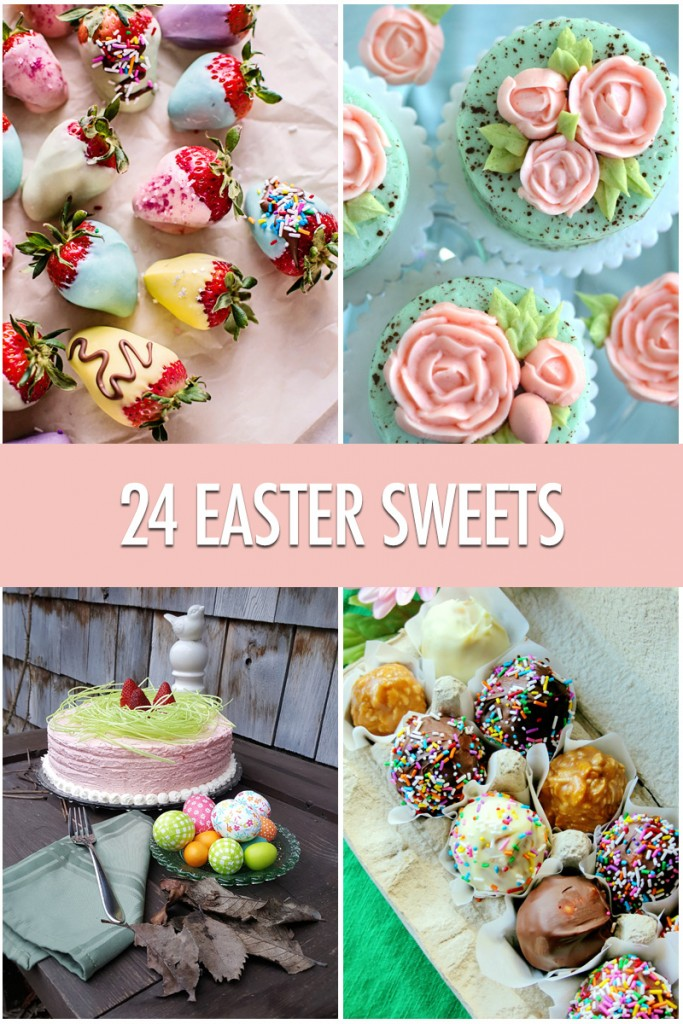 24 Sweet Treat Easter Recipes | Food Bloggers of Canada