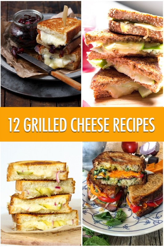 A Dozen Ooey Gooey Grilled Cheese Recipes | Food Bloggers of Canada