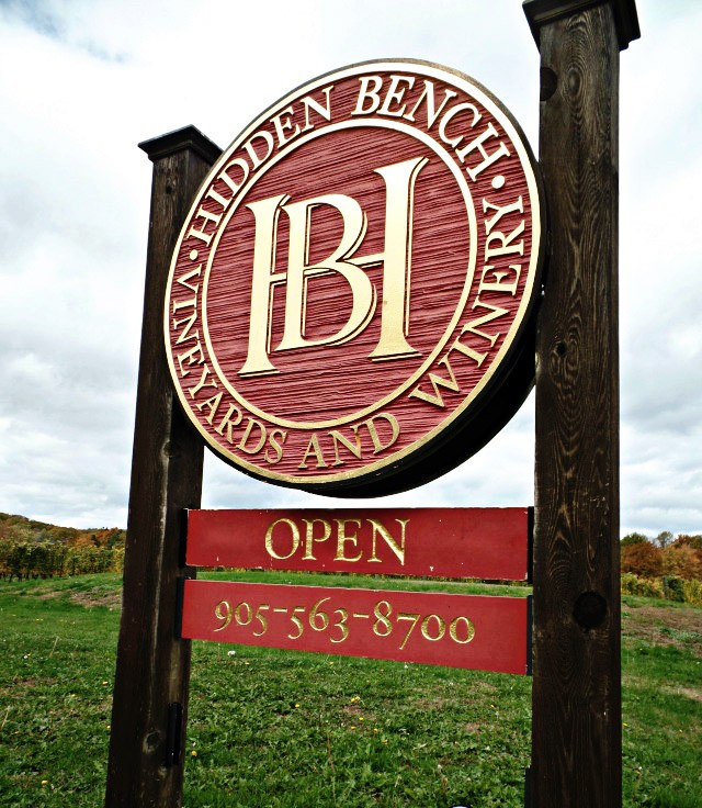 Canadian Wine: Hidden Bench Winery | Food Bloggers of Canada