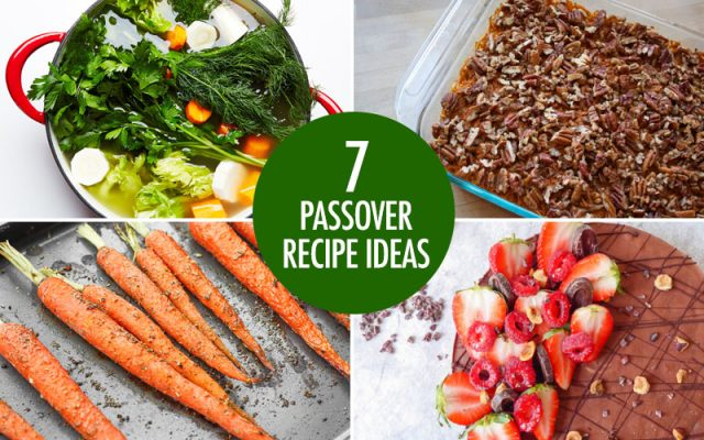 7 Passover Recipe Ideas | Food Bloggers of Canada
