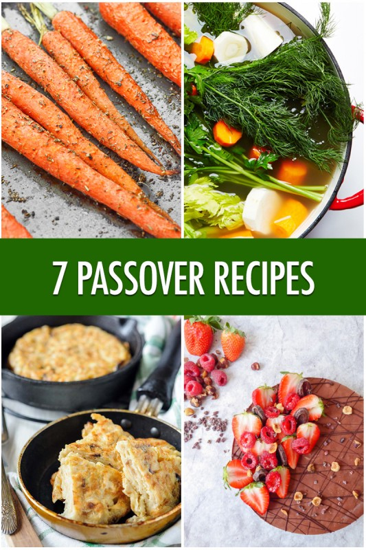 7 Delicious Recipes For Passover | Food Bloggers of Canada