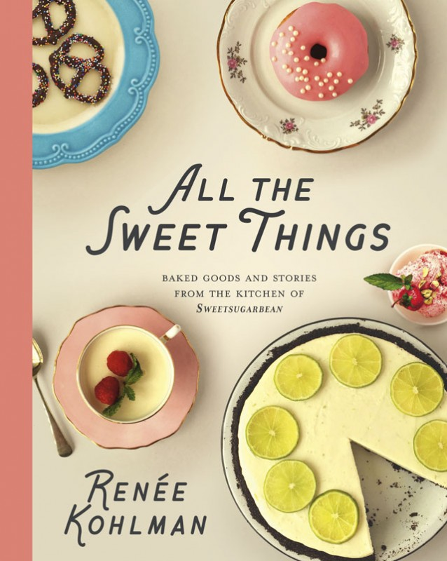 All the Sweet Things Cookbook Review | Food Bloggers of Canada
