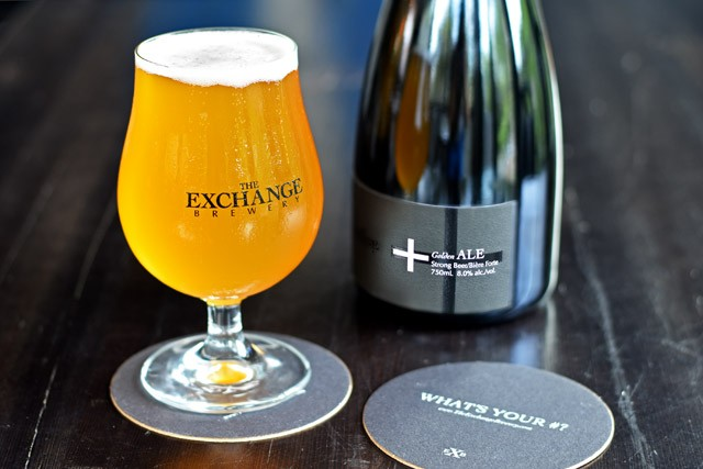 The Exchange Brewery: Making Beer with a Wine-Country Accent