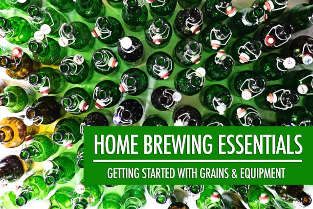 Home Brewing Essentials: Grains and Equipment | Food Bloggers of Canada