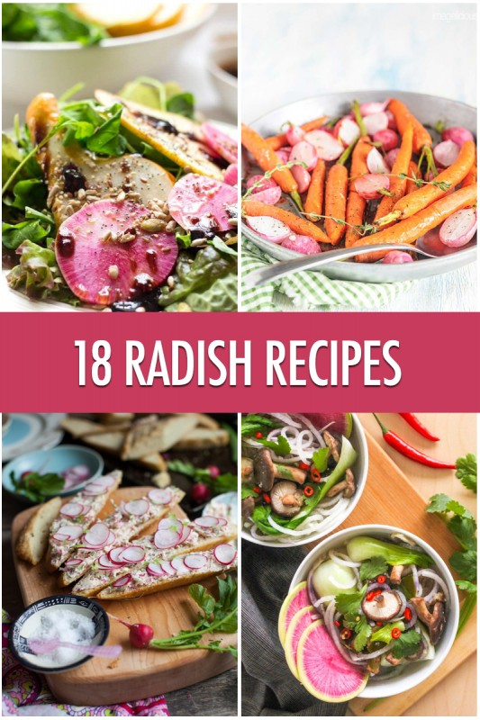 18 Spring Radish Recipes | Food bloggers of Canada