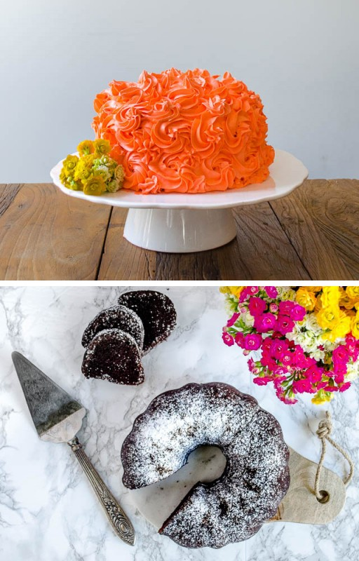 Food Styling 101: Styling Cakes For The Camera| Food Bloggers of Canada