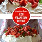 Strawberry Pavlova | Food Bloggers of Canada