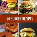 Burger Heaven: 24 Burger Recipes | Food Bloggers of Canada