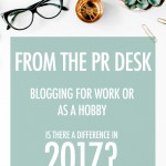 Blogging for Work or Hobby | Food Bloggers of Canada