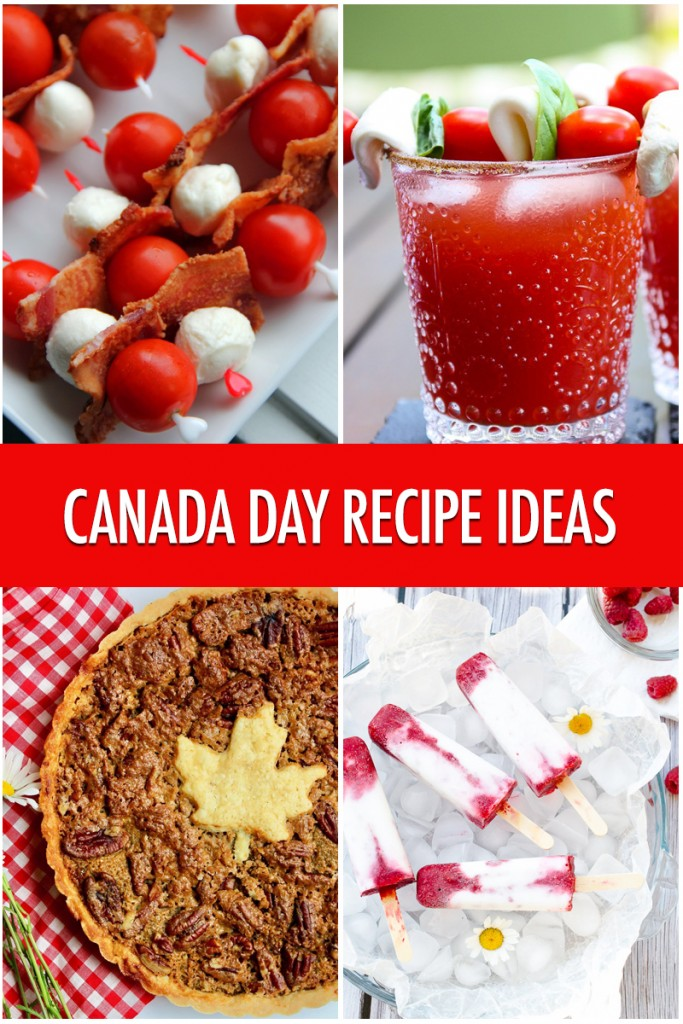 Oh Canada: Canada Day Recipe Ideas | Food Bloggers of Canada