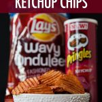 Iconic Canadian Foods: Ketchup Chips