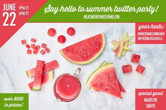 Watermelon RSVP