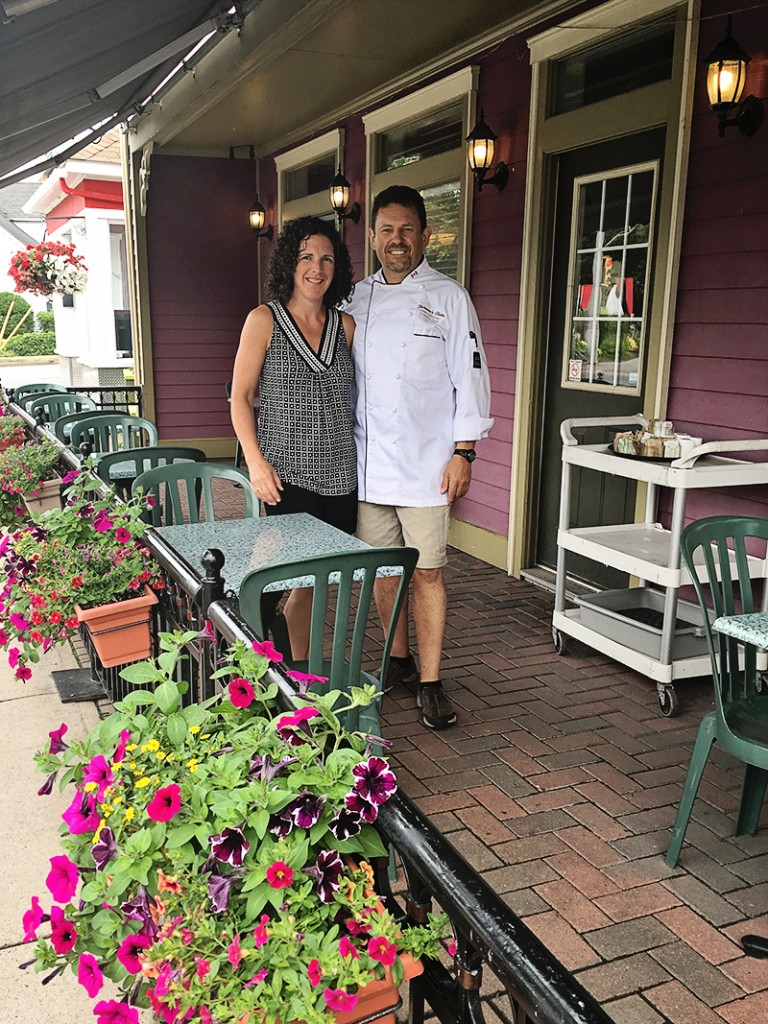Canada's Chefs: Mark Gabrieau of Gabrieau's Bistro | Food Bloggers of Canada