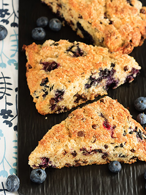 70 + Juicy Blueberry Recipes | Food Bloggers of Canada