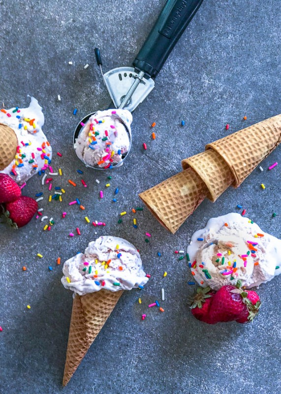 Food Styling Real Ice Cream and Frozen Treats | Food Bloggers of Canada